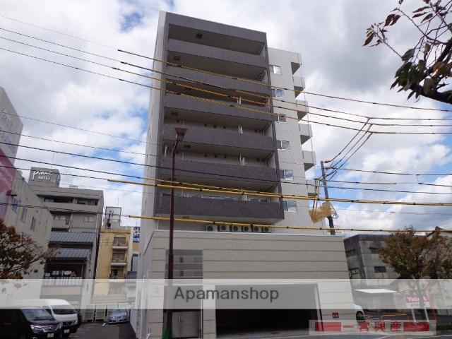 愛媛県松山市、石手川公園駅徒歩11分の新築 9階建の賃貸マンション