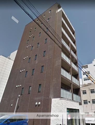 愛媛県松山市、市役所前駅徒歩8分の新築 8階建の賃貸マンション