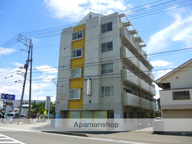 愛媛県伊予郡松前町、古泉駅徒歩14分の築27年 5階建の賃貸マンション