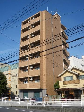 愛媛県松山市、土橋駅徒歩5分の築17年 8階建の賃貸マンション