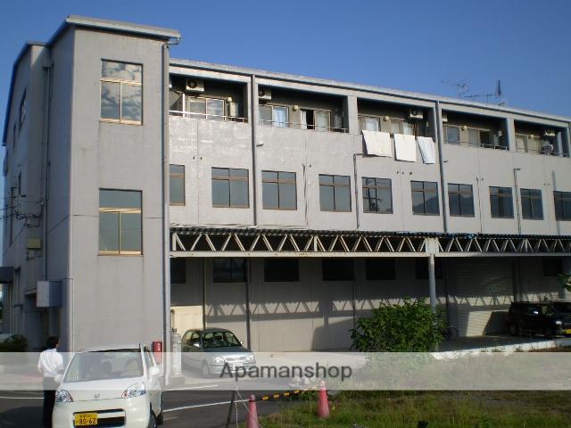 愛媛県四国中央市、伊予三島駅徒歩10分の築28年 3階建の賃貸マンション