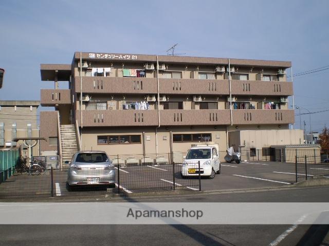 愛媛県四国中央市、伊予三島駅徒歩17分の築15年 3階建の賃貸マンション