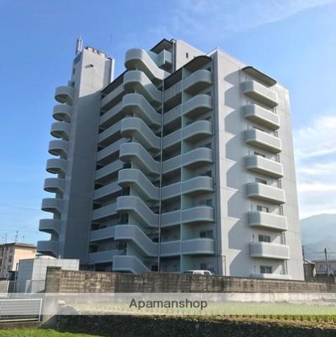 愛媛県四国中央市、伊予三島駅徒歩25分の築24年 10階建の賃貸マンション