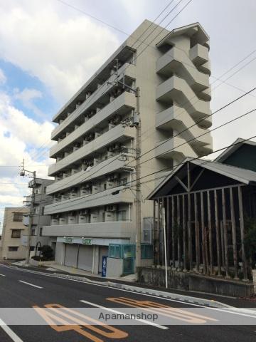 愛媛県四国中央市、伊予三島駅徒歩5分の築26年 8階建の賃貸マンション