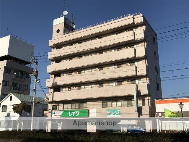 愛媛県新居浜市の築25年 6階建の賃貸マンション