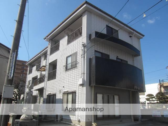 愛媛県新居浜市の築25年 3階建の賃貸マンション
