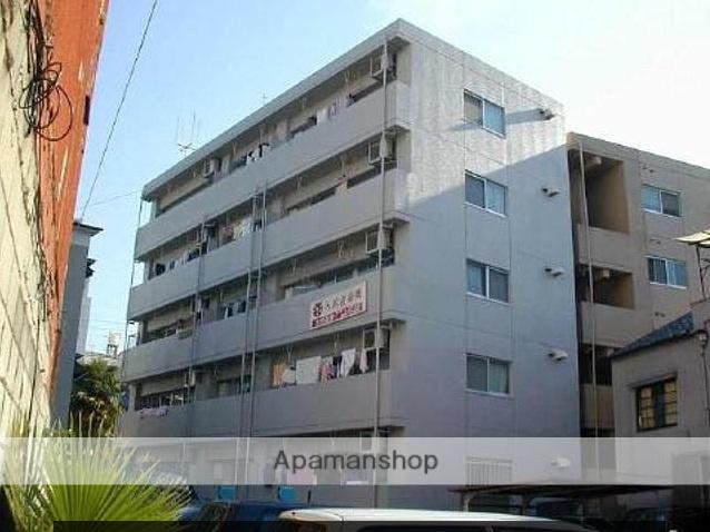 愛媛県松山市、石手川公園駅徒歩10分の築19年 5階建の賃貸マンション