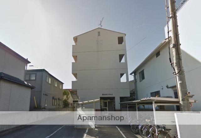 愛媛県松山市の築33年 4階建の賃貸マンション