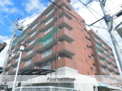 愛媛県松山市、福音寺駅徒歩19分の築38年 7階建の賃貸マンション