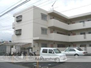 愛媛県松山市、福音寺駅徒歩19分の築29年 3階建の賃貸マンション