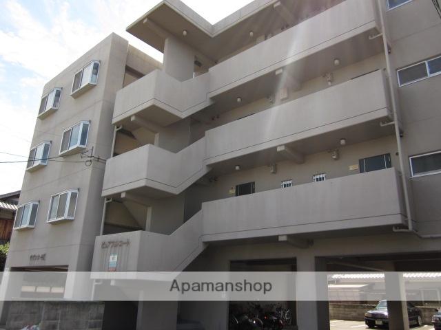 愛媛県松山市、石手川公園駅徒歩12分の築14年 4階建の賃貸マンション