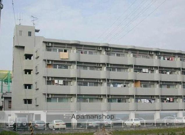 愛媛県松山市、衣山駅徒歩7分の築18年 5階建の賃貸マンション