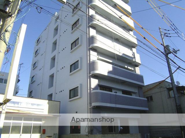 愛媛県松山市、古町駅徒歩7分の築13年 7階建の賃貸マンション