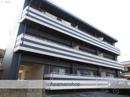 愛媛県松山市、土橋駅徒歩12分の築33年 3階建の賃貸マンション