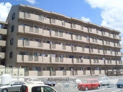 愛媛県東温市、横河原駅徒歩13分の築12年 5階建の賃貸マンション