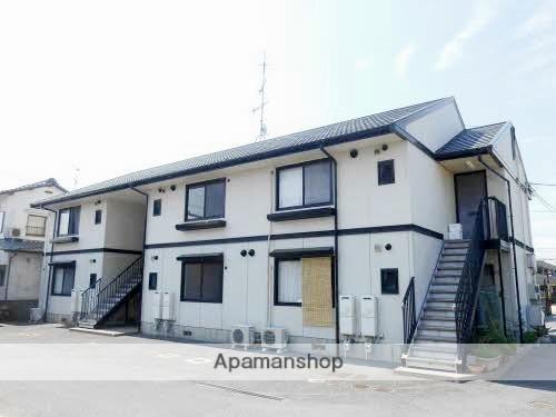 愛媛県松山市の築20年 2階建の賃貸アパート
