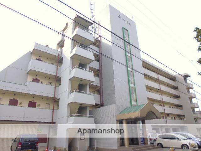 愛媛県松山市、北久米駅徒歩14分の築28年 6階建の賃貸マンション