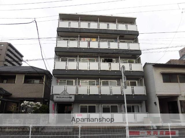 愛媛県松山市、本町5丁目駅徒歩6分の築20年 5階建の賃貸マンション