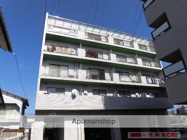 愛媛県松山市、松山駅徒歩13分の築24年 5階建の賃貸マンション