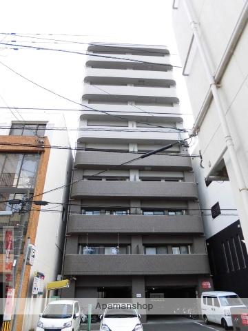 愛媛県松山市、勝山町駅徒歩3分の築14年 10階建の賃貸マンション