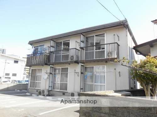 愛媛県松山市、堀江駅徒歩13分の築30年 2階建の賃貸アパート