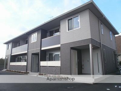 愛媛県東温市の築5年 2階建の賃貸アパート