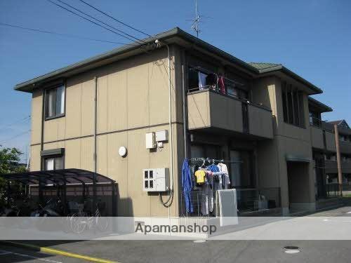 愛媛県伊予市、鳥ノ木駅徒歩6分の築14年 2階建の賃貸アパート