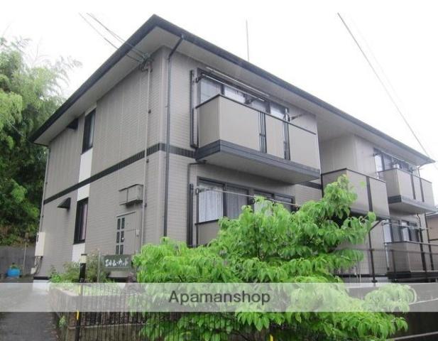 愛媛県伊予郡砥部町の築14年 2階建の賃貸アパート