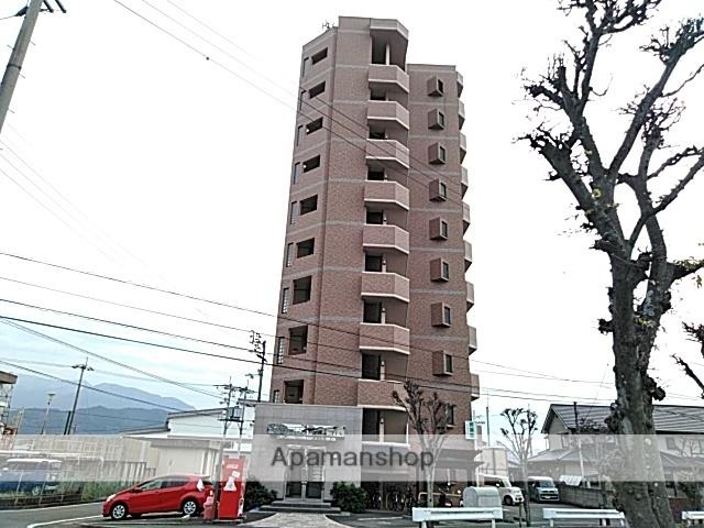 愛媛県東温市、梅本駅徒歩12分の築11年 10階建の賃貸マンション