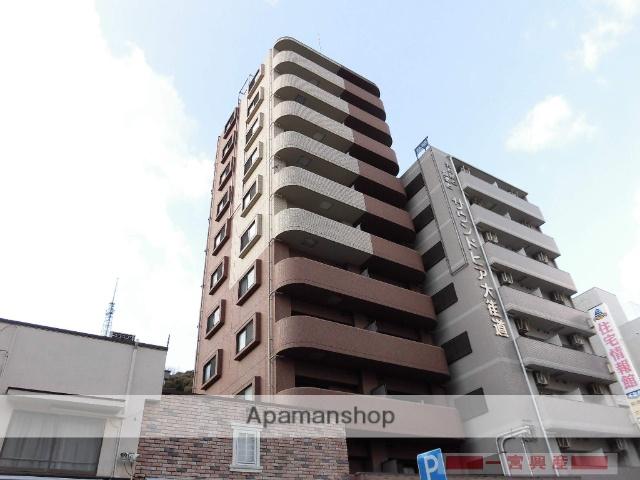 愛媛県松山市の築14年 11階建の賃貸マンション