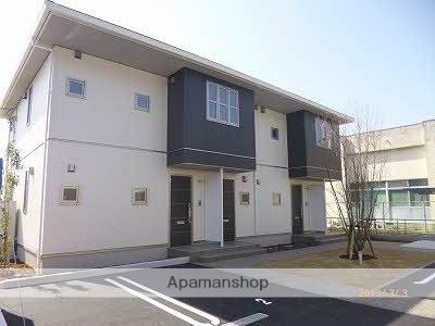 愛媛県伊予市、鳥ノ木駅徒歩10分の築4年 2階建の賃貸アパート