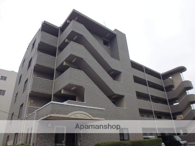 愛媛県松山市、土橋駅徒歩10分の築14年 5階建の賃貸マンション