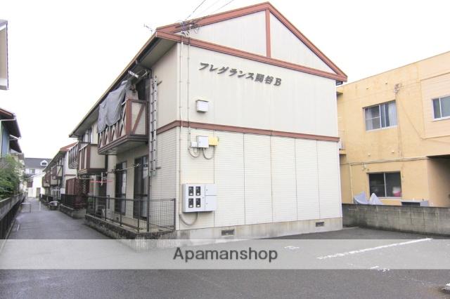 愛媛県松山市の築22年 2階建の賃貸アパート