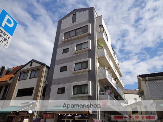 愛媛県松山市、大街道駅徒歩5分の築22年 5階建の賃貸マンション