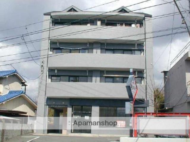 愛媛県松山市、平井駅徒歩1分の築25年 4階建の賃貸マンション