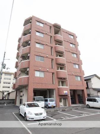 愛媛県松山市、土橋駅徒歩4分の築10年 10階建の賃貸マンション
