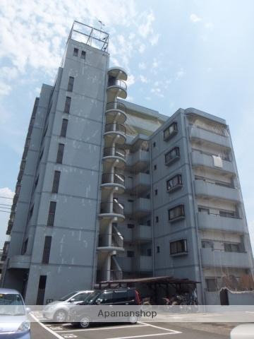 愛媛県松山市、北伊予駅徒歩63分の築25年 8階建の賃貸マンション