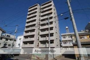 愛媛県松山市の築12年 10階建の賃貸マンション