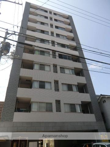 愛媛県松山市、本町三丁目駅徒歩3分の築11年 10階建の賃貸マンション