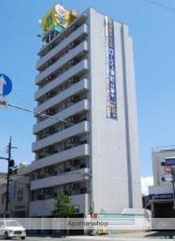 愛媛県松山市、大街道駅徒歩15分の築28年 10階建の賃貸マンション
