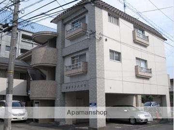 愛媛県松山市、余戸駅徒歩4分の築30年 3階建の賃貸マンション