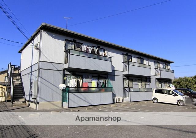 愛媛県伊予郡松前町、古泉駅徒歩12分の築24年 2階建の賃貸アパート
