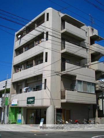 愛媛県松山市、古町駅徒歩5分の築31年 5階建の賃貸マンション