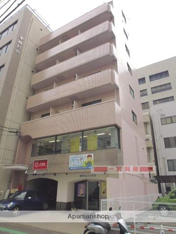 愛媛県松山市、松山市駅徒歩5分の築27年 8階建の賃貸マンション