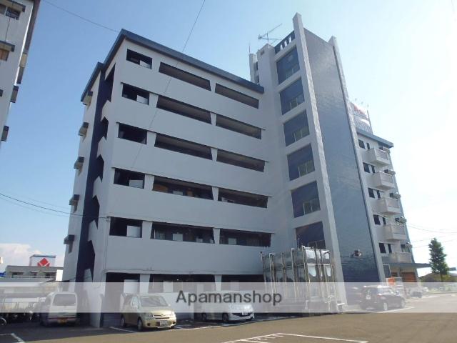 愛媛県松山市、福音寺駅徒歩42分の築40年 6階建の賃貸マンション