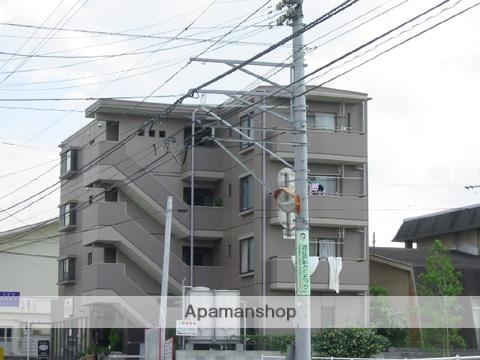 愛媛県松山市、福音寺駅徒歩25分の築18年 5階建の賃貸マンション