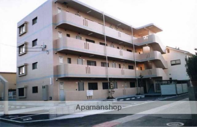 愛媛県松山市の築20年 4階建の賃貸マンション