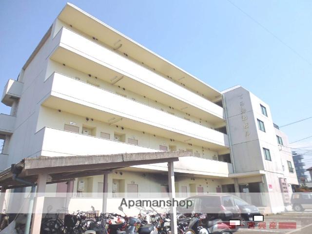 愛媛県松山市、松山駅徒歩10分の築28年 4階建の賃貸マンション