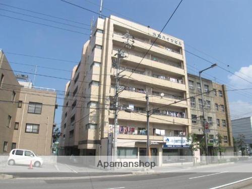 愛媛県松山市の築36年 7階建の賃貸マンション