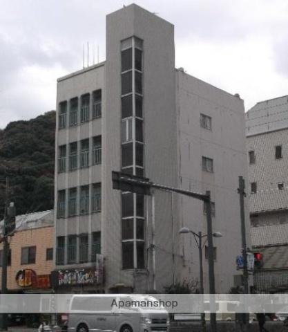 愛媛県松山市、本町4丁目駅徒歩2分の築43年 5階建の賃貸マンション
